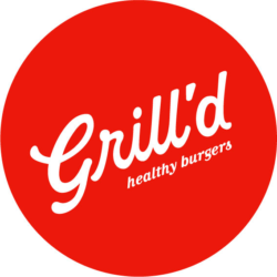 grilled healthy burgers