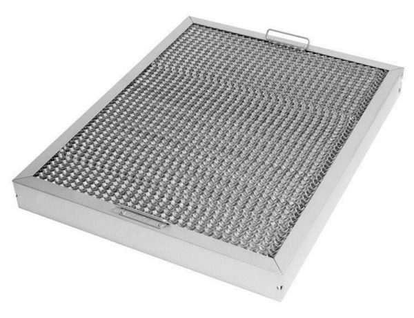 a typical honeycomb filter