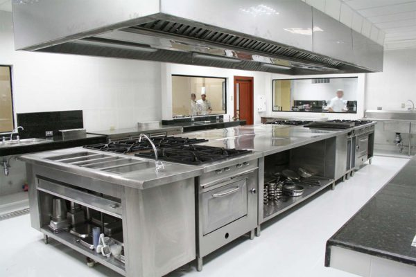 Kitchen Canopy & Exhaust System Cleaning