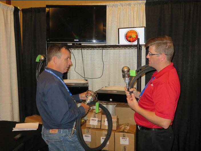 Photo of International Kitchen and Exhaust Cleaning Association Expo 2015 4
