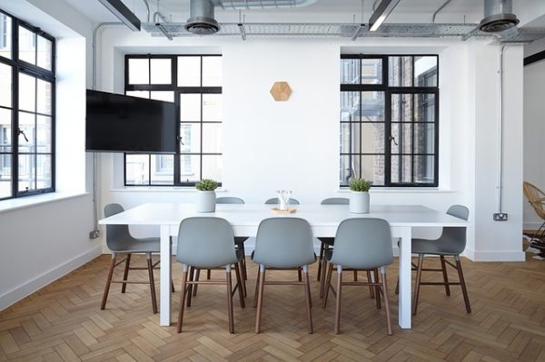 office and commercial kitchen cleaning