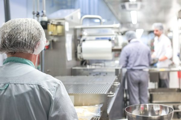 food manufacturer kitchen cleaning
