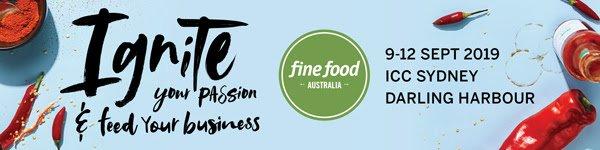 lotus filters at fine food australia event