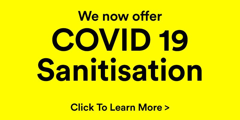 cleaning and sanitisation during covid19