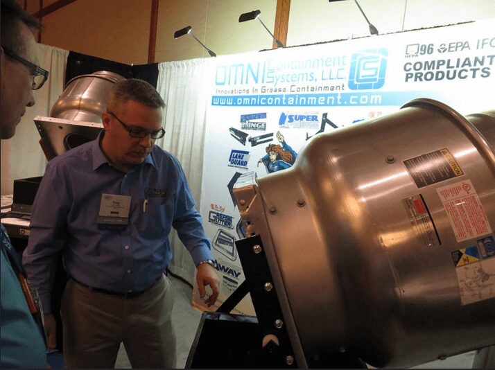 Photo of International Kitchen and Exhaust Cleaning Association Expo 2015 2